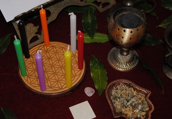 Ritual de Prosperidad para el Año Nuevo 2019 (Solsticio de Invierno)