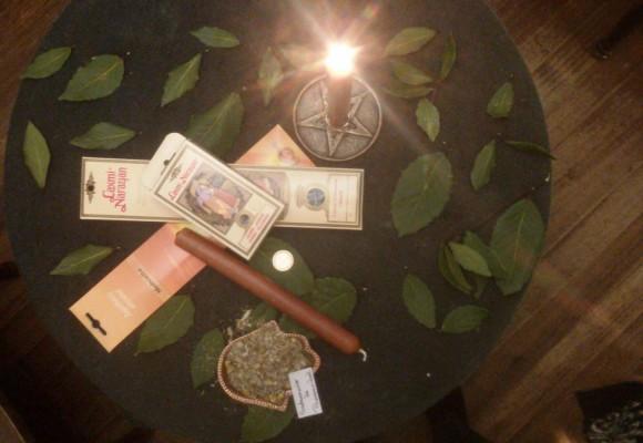 Ritual de prosperidad