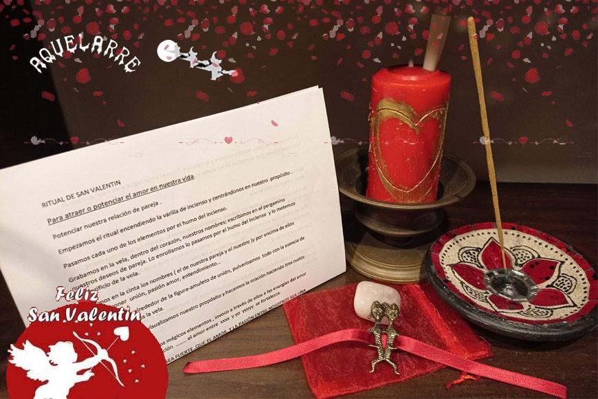 Ritual San Valentin